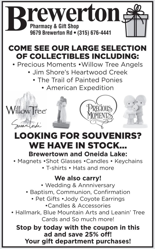 Come see our large selection of collectibles and souvenirs