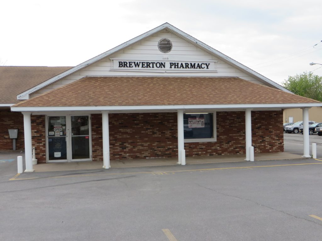 Brewerton Pharmacy Building