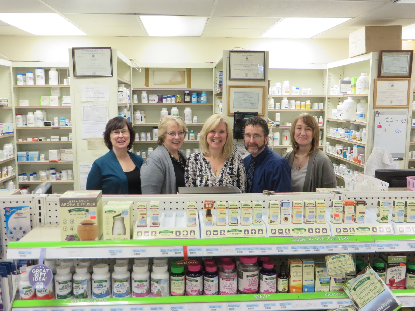 Village Pharmacy Central Square Crew